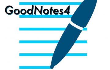 GoodNotes4のアイコン