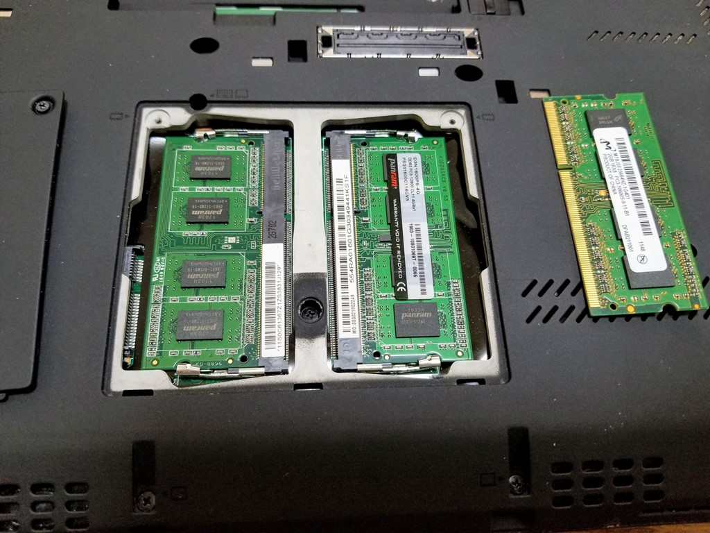 使っているパソコンのストレージの種類が分かる。