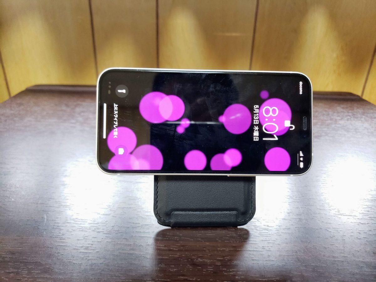 画面が大きいiPhoneだと、動画視聴も最高