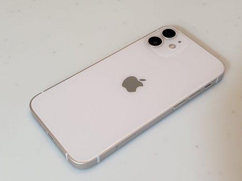 iPhone 12 mini 背面
