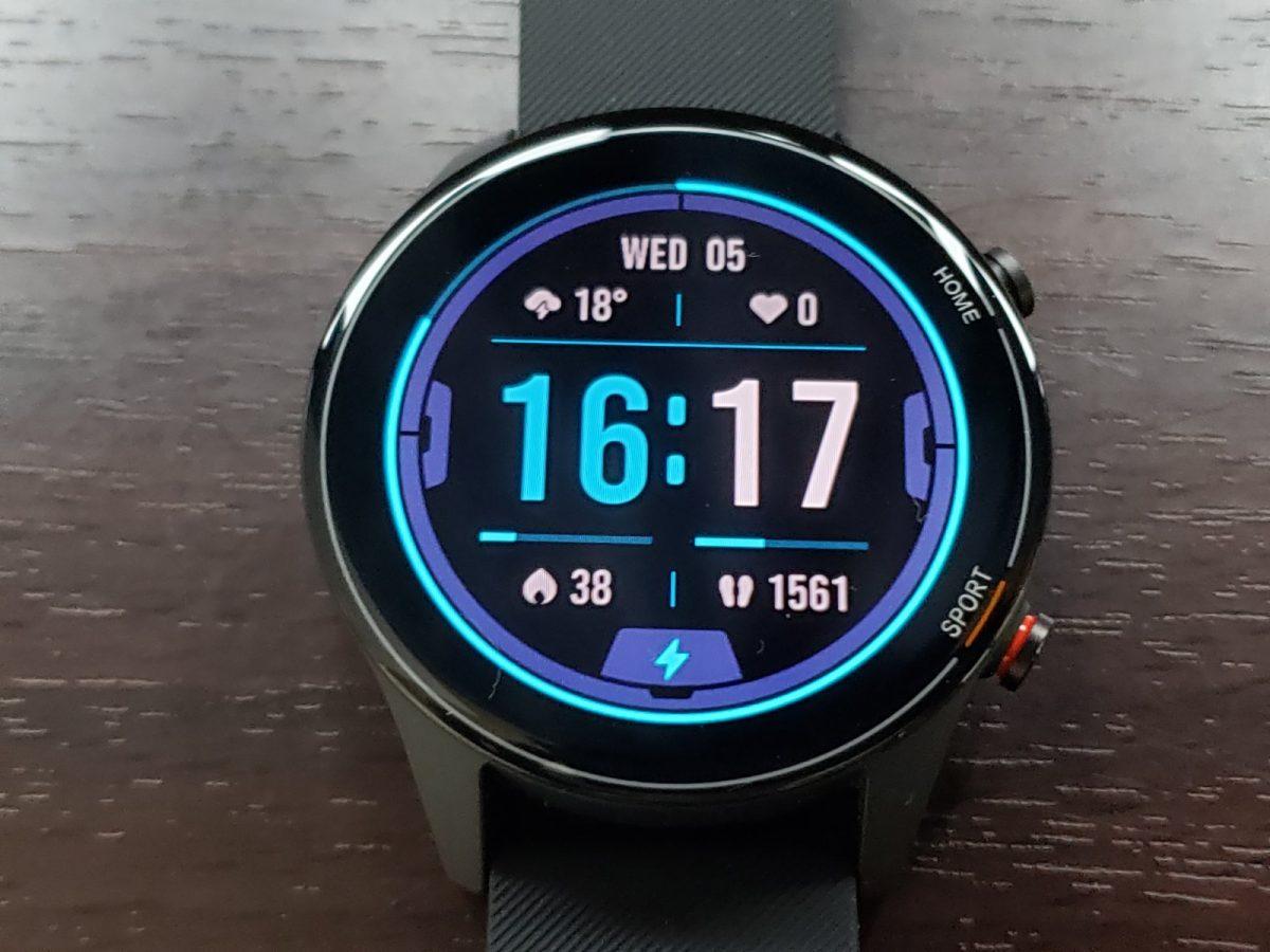 時計らしいデザインのMi Watch