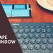 Galaxy Note8の横画面でのマルチウインドウがいい